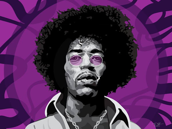 Tris Beezley - Hendrix