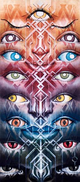 Look Into My Eyes  Art | John Stream Design, LLC
