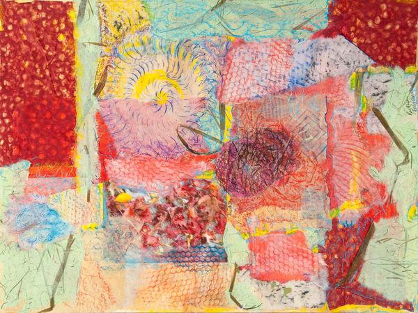 Patchwork Works Art   Ruth Feldman Fine Art