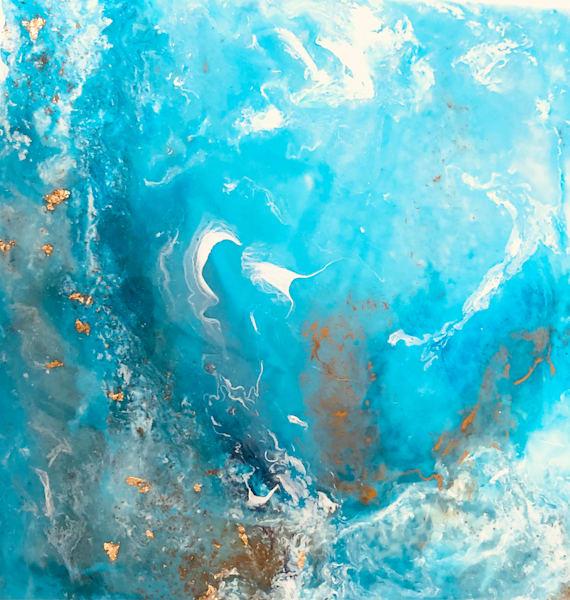 Beneath The Waves Art | Bonnie Carter