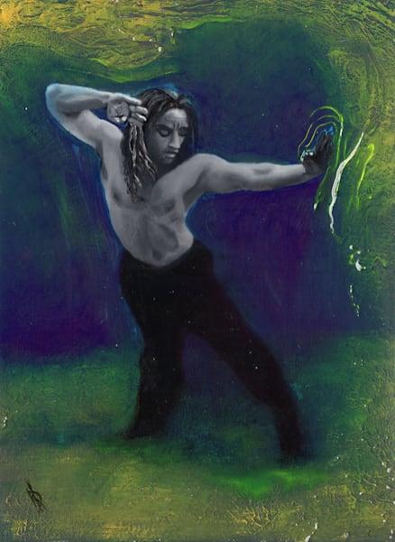 Bending The Aura Art | Metaphysical Art Gallery