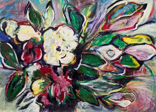 """Boquet"" Original Art | Daniel Kanow Fine Art"