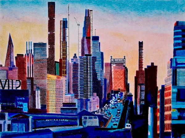 The 59 Th St Manhattan Bridge | lencicio
