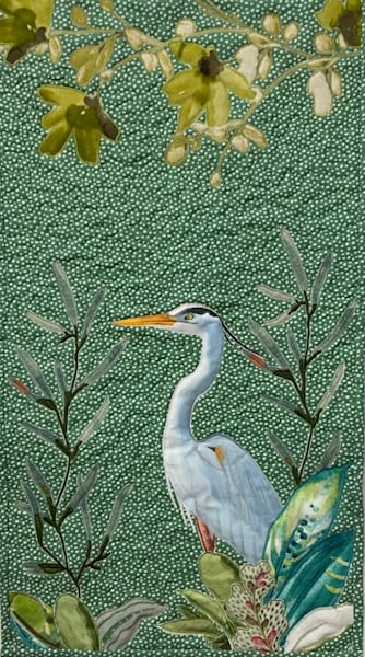 Green Heron Art | Suzanne Aulds Studio
