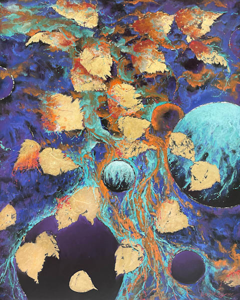 Downstream 2 Art | Kurt A. Weiser Fine Art