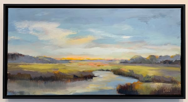 Secluded Marsh Art | ODILE