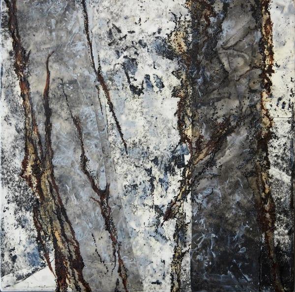 Minnesota Winter (C) Art | Modern Encaustics LLC