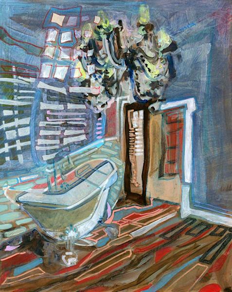 1453 Winter Street No. 01 /// Sold Art | Erika Stearly, American Artist