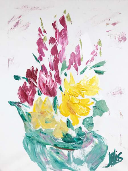 Tulips Daffodils Art | Sunrise Galleries