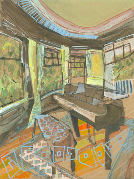 .Parker House No. 101 | Erika Stearly, American Artist
