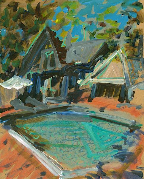 .Winter Park, Florida, No. 01 | Erika Stearly, American Artist