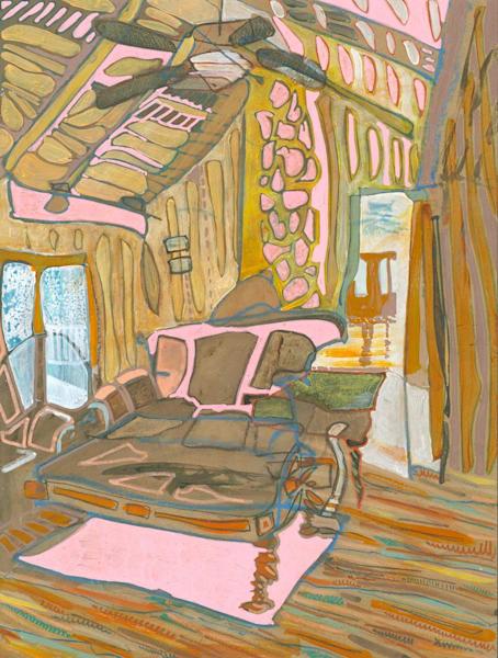 Ashford, Wa No. 101 Art   Erika Stearly, American Artist