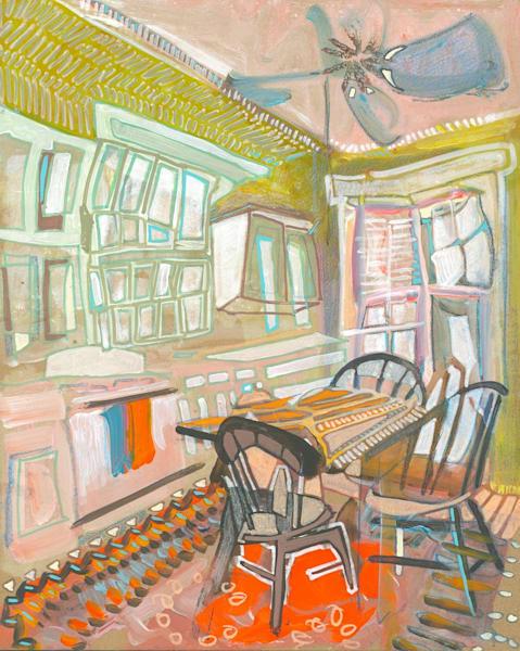 .Liberty Sc, No. 01 | Erika Stearly, American Artist