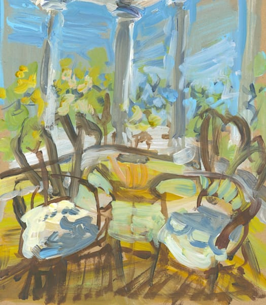 .Pleasant Ave No. 01 | Erika Stearly, American Artist