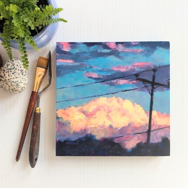 Sundae Sky Art | Lesley McVicar Art