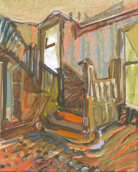 .Perryopolis, Pa No. 01 | Erika Stearly, American Artist