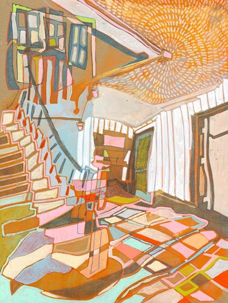 .York Pa, No. 101 | Erika Stearly, American Artist