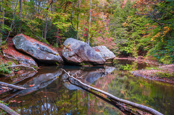 Rr Gorge Fall 9005 Photography Art | Jeff Rogers Photography, Inc.