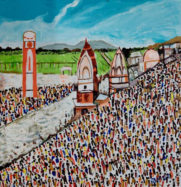 My Holy City Art   Art Impact® International Inc