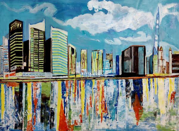 Spectacular City Art   Art Impact® International Inc