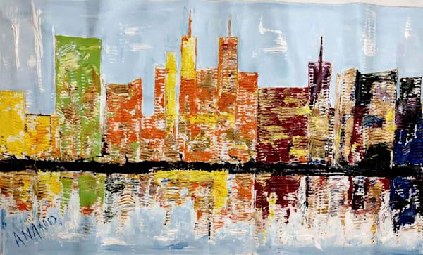 City Of Joy Art   Art Impact® International Inc