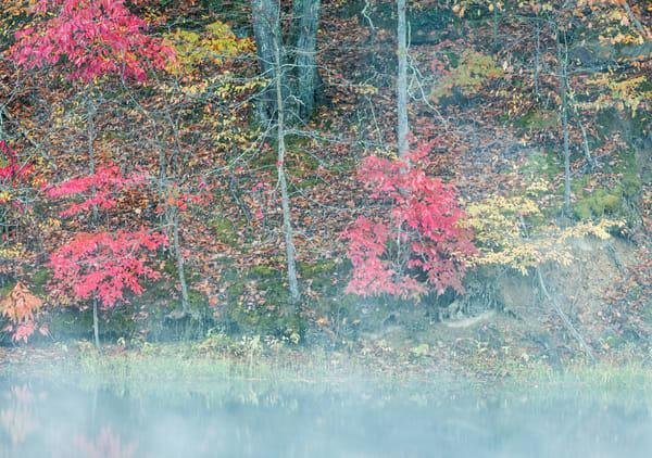 Greenbo Lake Fog 9389 Photography Art | Jeff Rogers Photography, Inc.