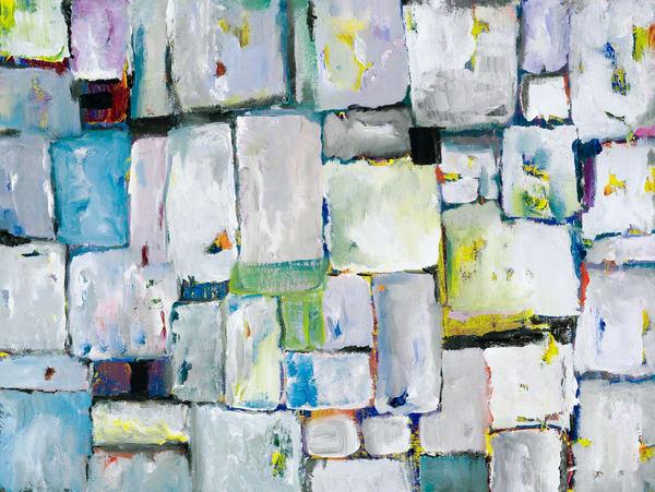 Between The Stones Art | Ruth Feldman Fine Art