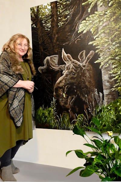 Original Wildlife Paintings