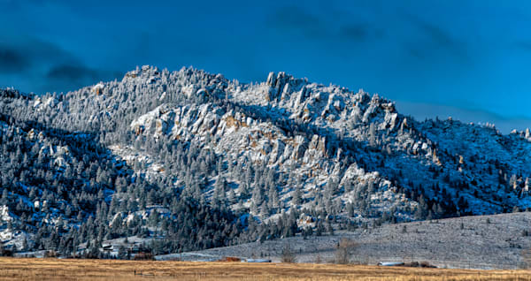 Outcrop Up North Meadow Photography Art | Monty Orr Photography