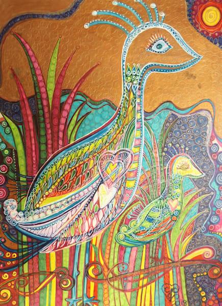 I'll Go With You Art   Cynthia Christensen Art