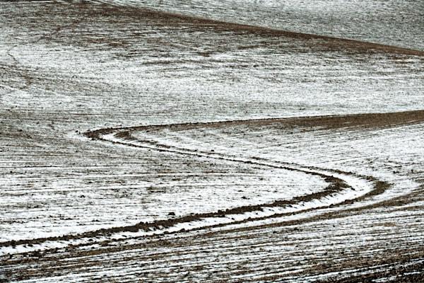 Contour Ditch Photography Art | Monty Orr Photography