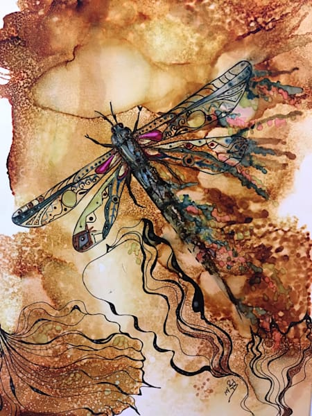 Mr. Damsel In Distress Art | Art With Judy Ann