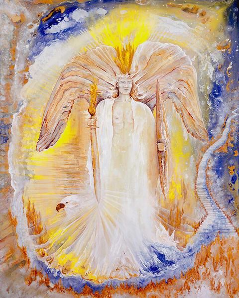 Archangel MIchaels Fire of Transformation