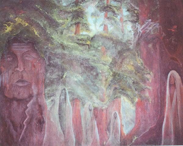 Prayer for the Redwoods