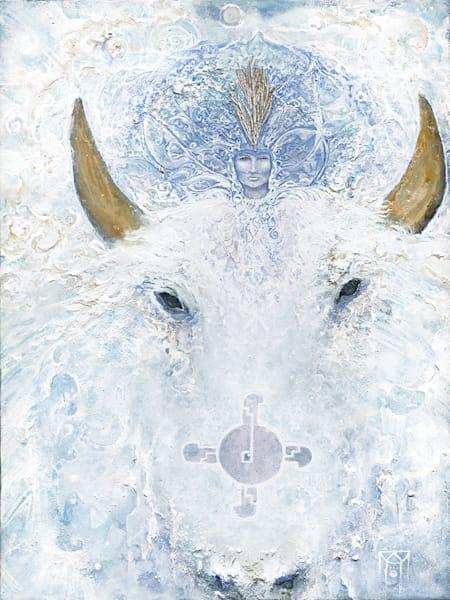 White Buffalo Woman
