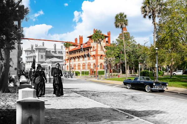 King Street And The Ponce De Leon Art | Mark Hersch Photography