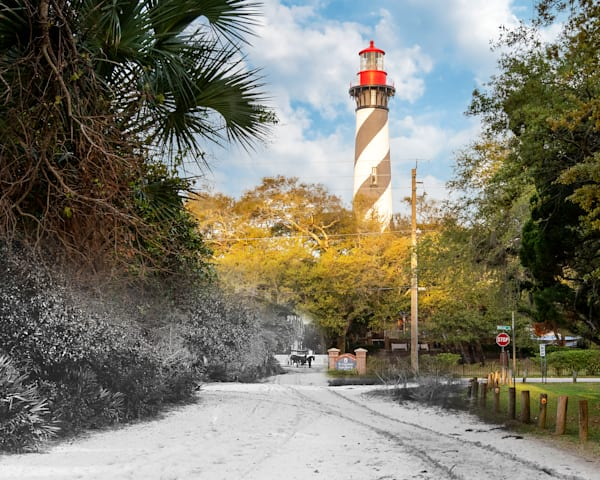 Anastasia Lighthouse Art | Mark Hersch Photography