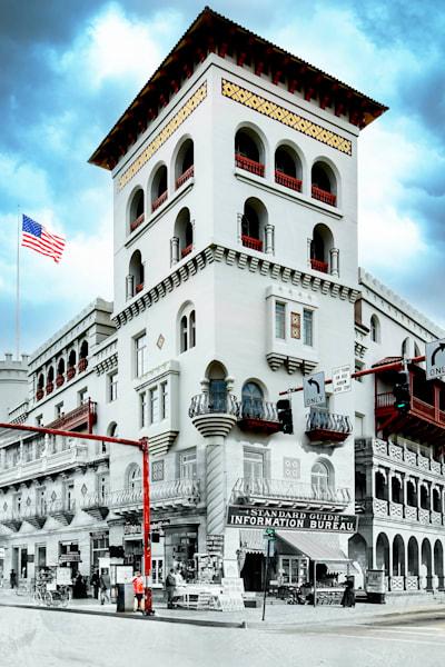 El Unico And The Cordova Hotel Art | Mark Hersch Photography