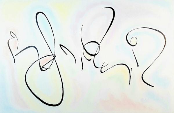Dance 1 - Original Oil Painting