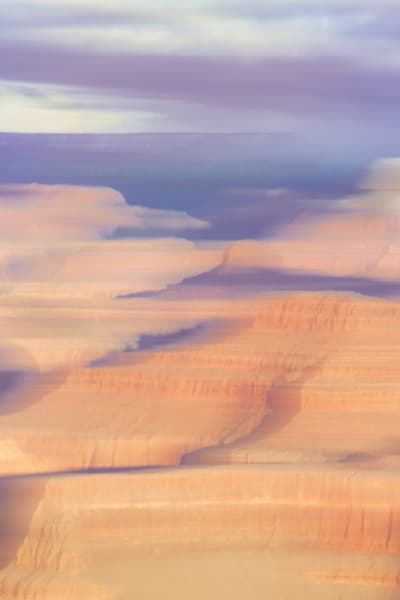 Grand Canyon Abstract Art