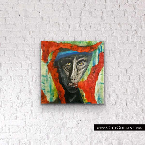 Gabriel Limited Edition Gallery Wrap Art | Gigi Collins Art