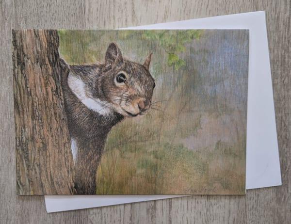 Nuts?  Card | Lori Vogel Studio