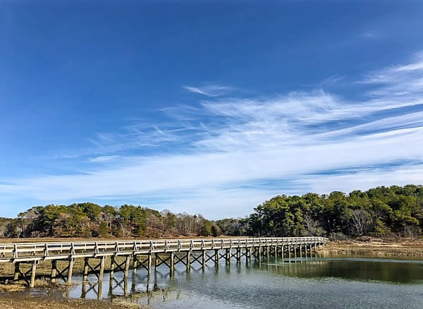 Uncle Tim's Bridge Photography Art | The Colors of Chatham