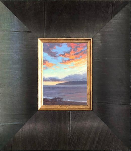 Lahaina Skies ~ Original Art | Daryl Millard Gallery LLC