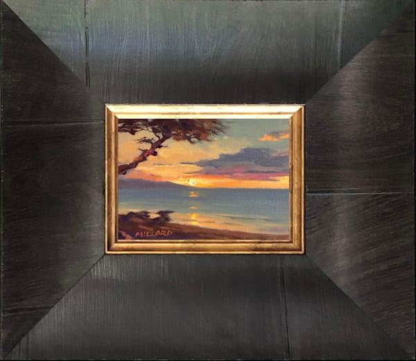 Last Light At S Turns ~ Original Art | Daryl Millard Gallery LLC