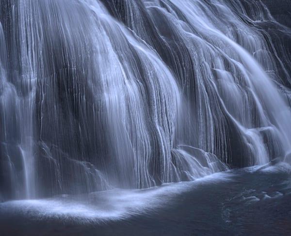 Blue Yellowstone Photography Art | Charlotte Gibb Photography