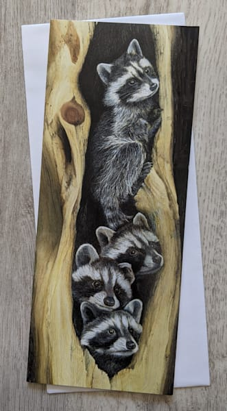 Little Bandits Card | Lori Vogel Studio