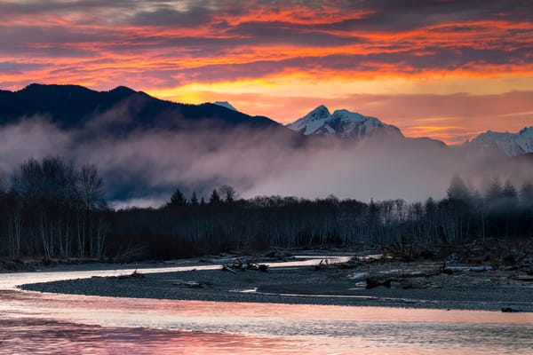 Mountain Sunrise Art | marcyephotography