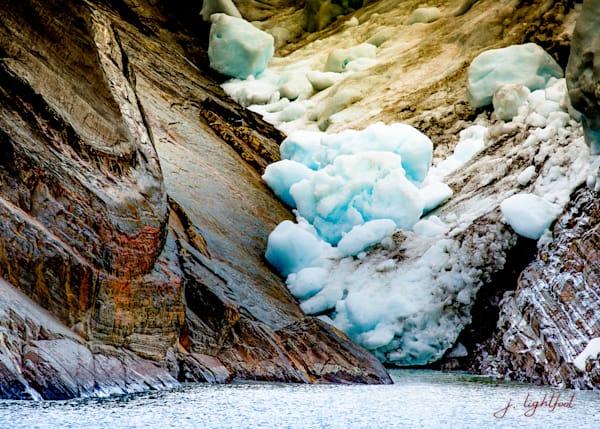 Glacial Ice Art | Jamie Lightfoot, Artist