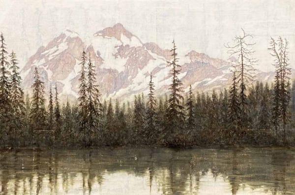 Shuksan (Study) Art   Fountainhead Gallery